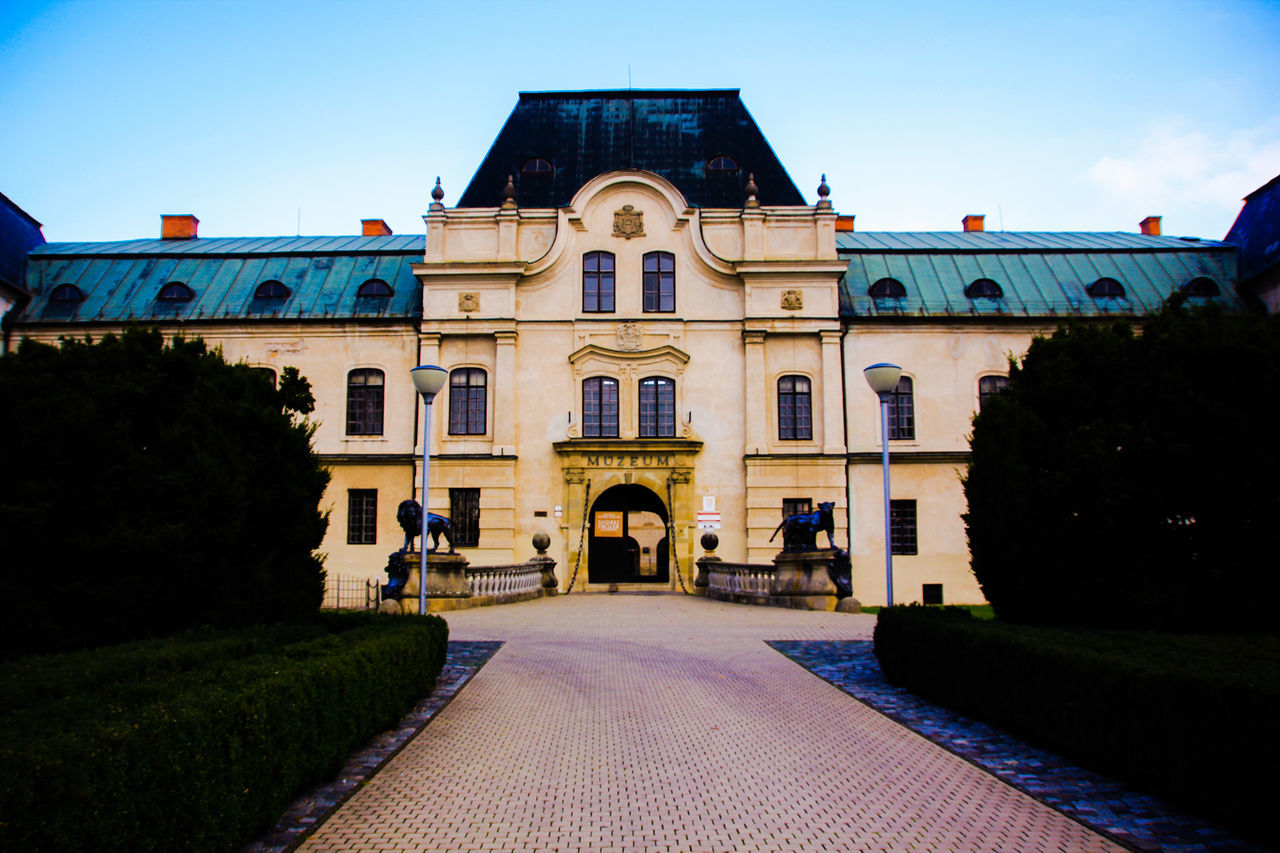 Historical Monuments Humenne Built Structure Trip Photo Slovakia Taking Photos Popular Place Walking Around Park View Lovely Day Historical Building Enjoying Life Memory Picture Visiting History Attractive Monuments Museum