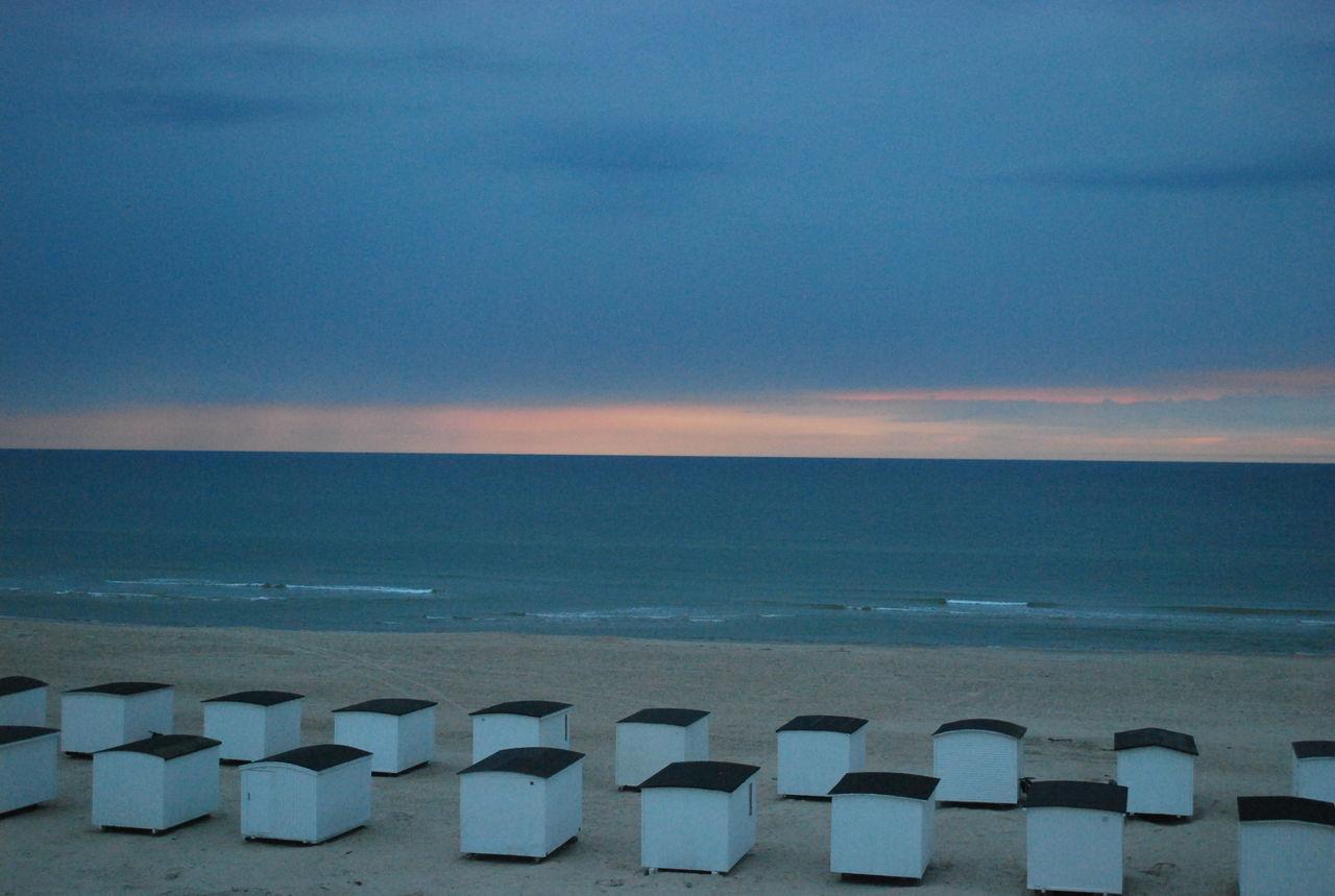 Sky Water No People Sea Outdoors Beach Horizon Over Water Beach Life Beautiful Beachlife Beach Sunset Beachhuts Beachtime