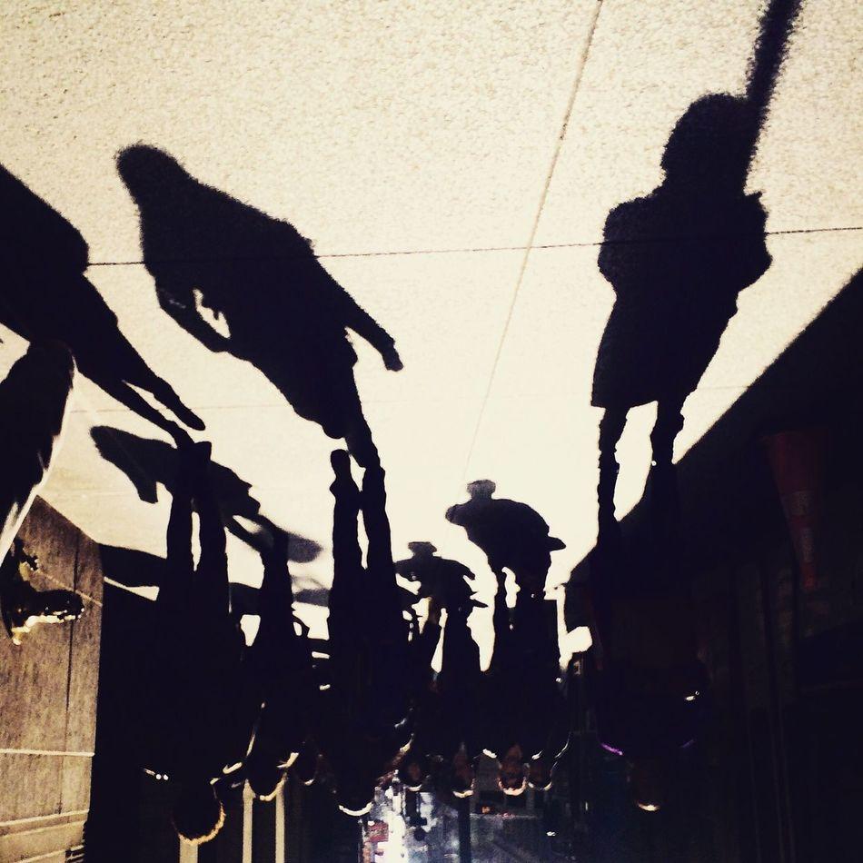 Shadows NYC Nyc Street Life Streetlife Bang On Target