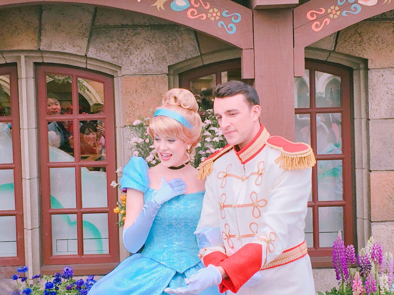 Disney Disneyland Cinderella First Eyeem Photo
