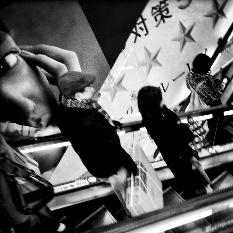 blackandwhite at 秋葉原 Blackandwhite