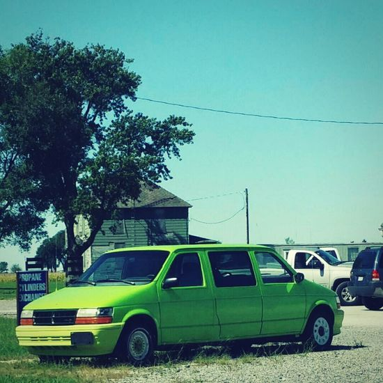 Double Derby Car Porn Car Illinois Green Color Land Vehicle
