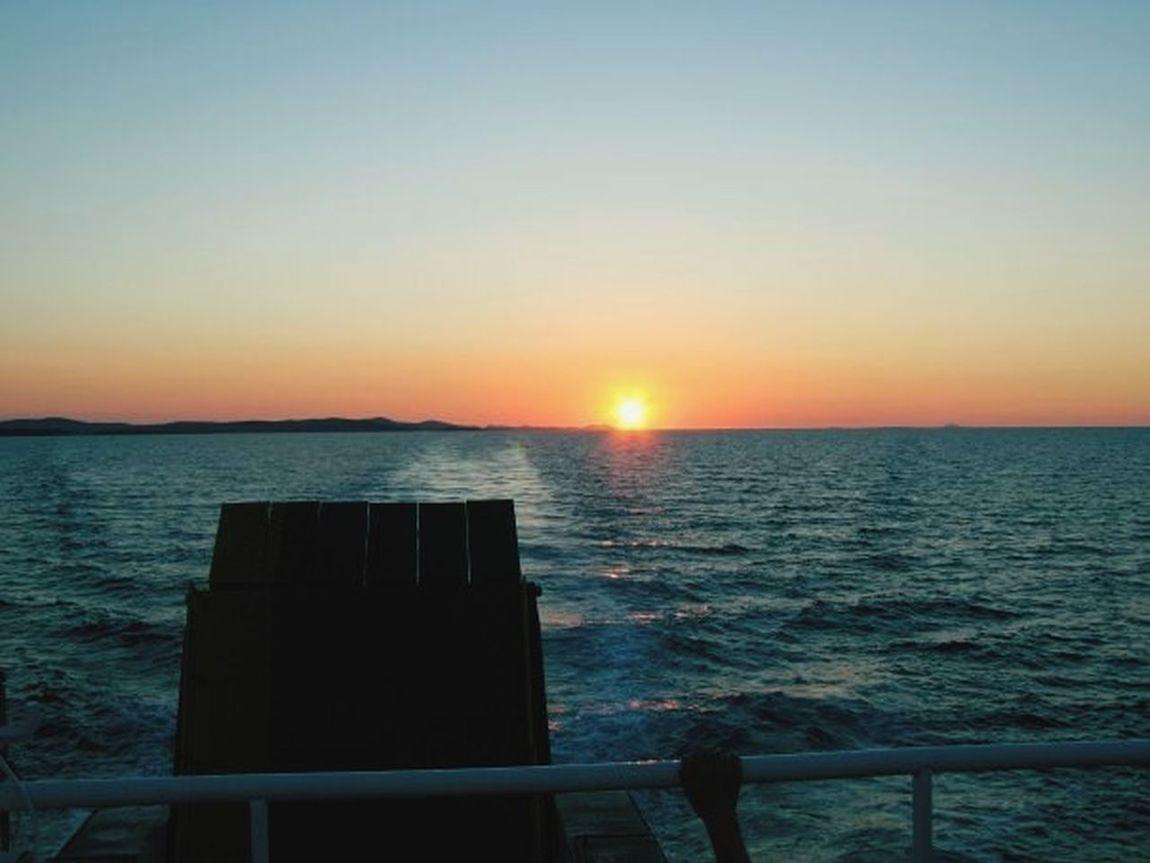 Dugiotok Sunset Sea The Great Outdoors - 2015 EyeEm Awards