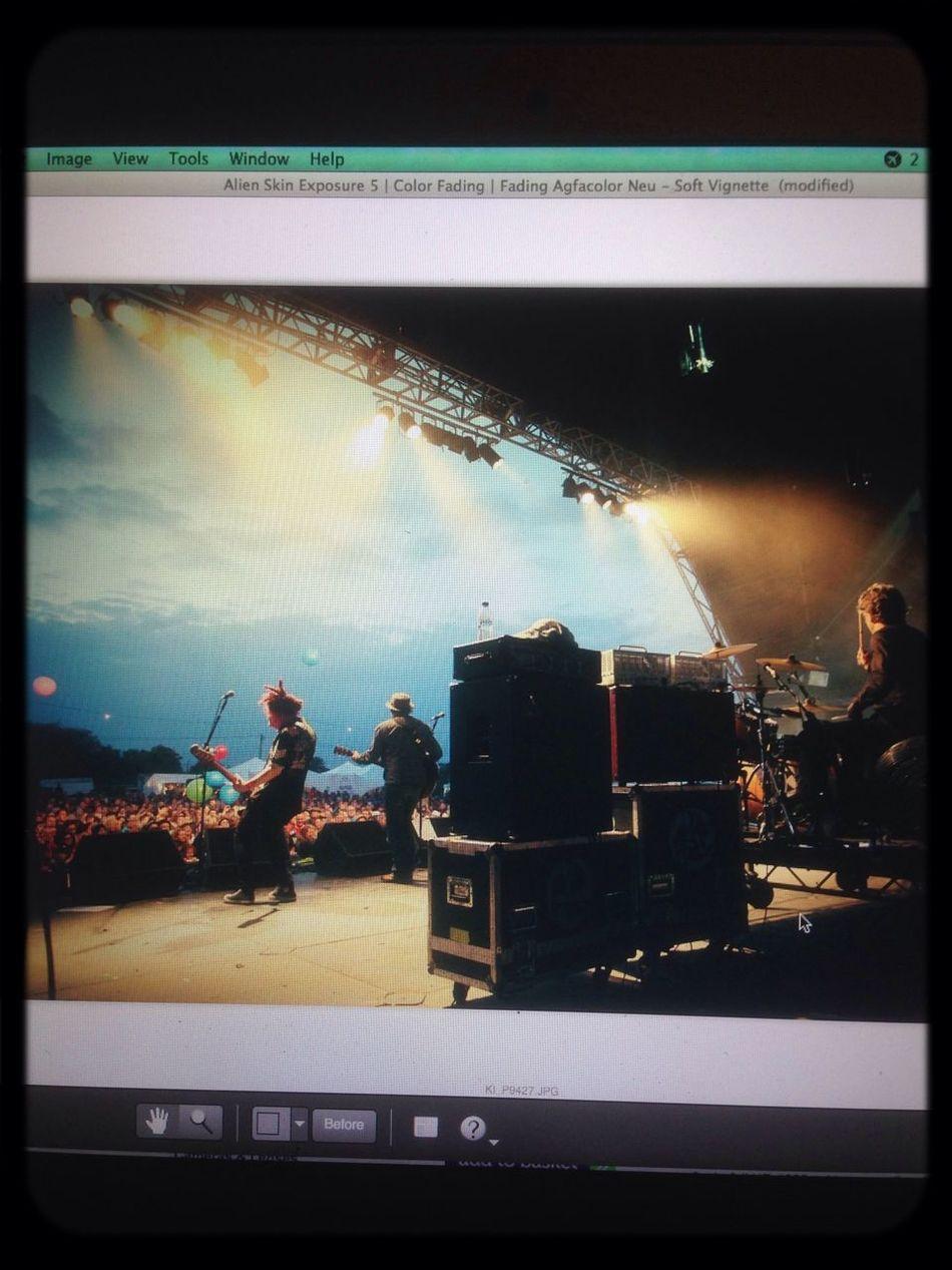 @lucyvpike Levellers Amazing Concert Folk Wychwood First Eyeem Photo