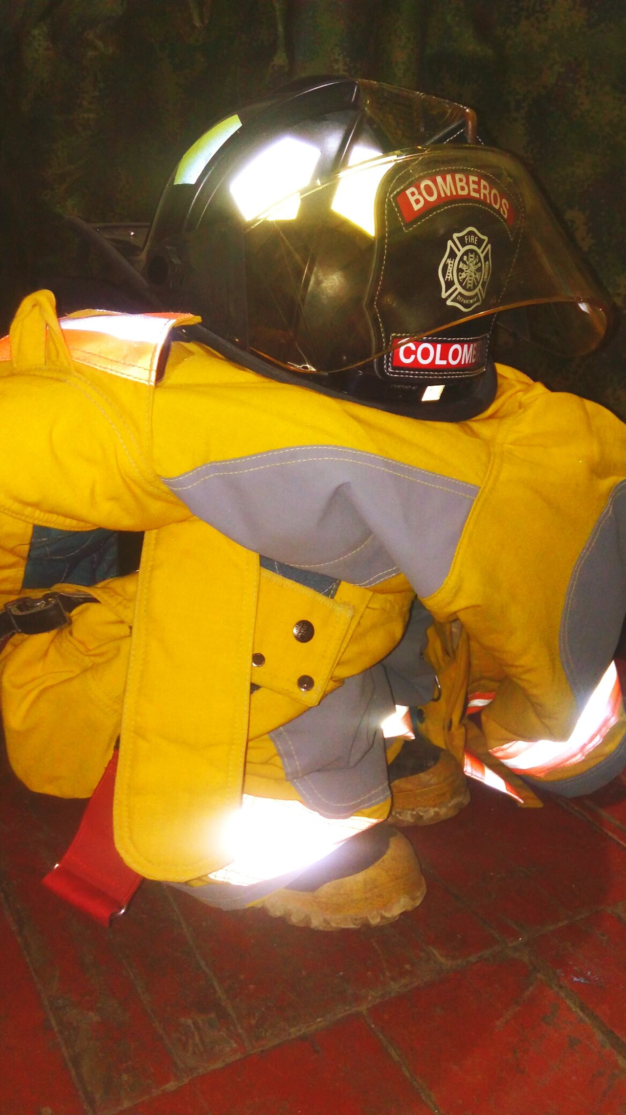 Fireequipment Emergency Services Firedepartment PPE Loveforwork Lifestyle :)