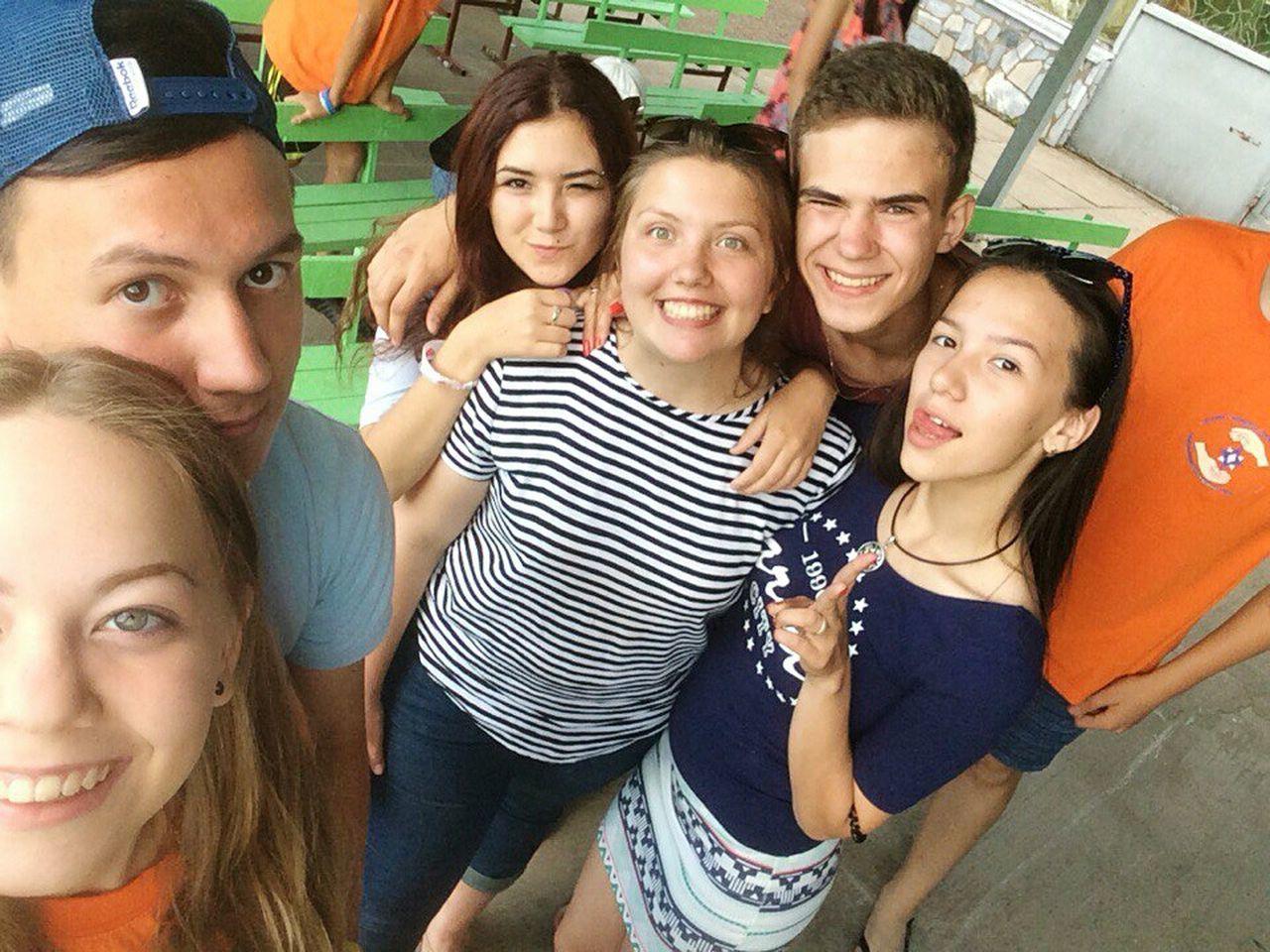 Hello World Enjoying Life лагерь  росинка лидеры First Eyeem Photo