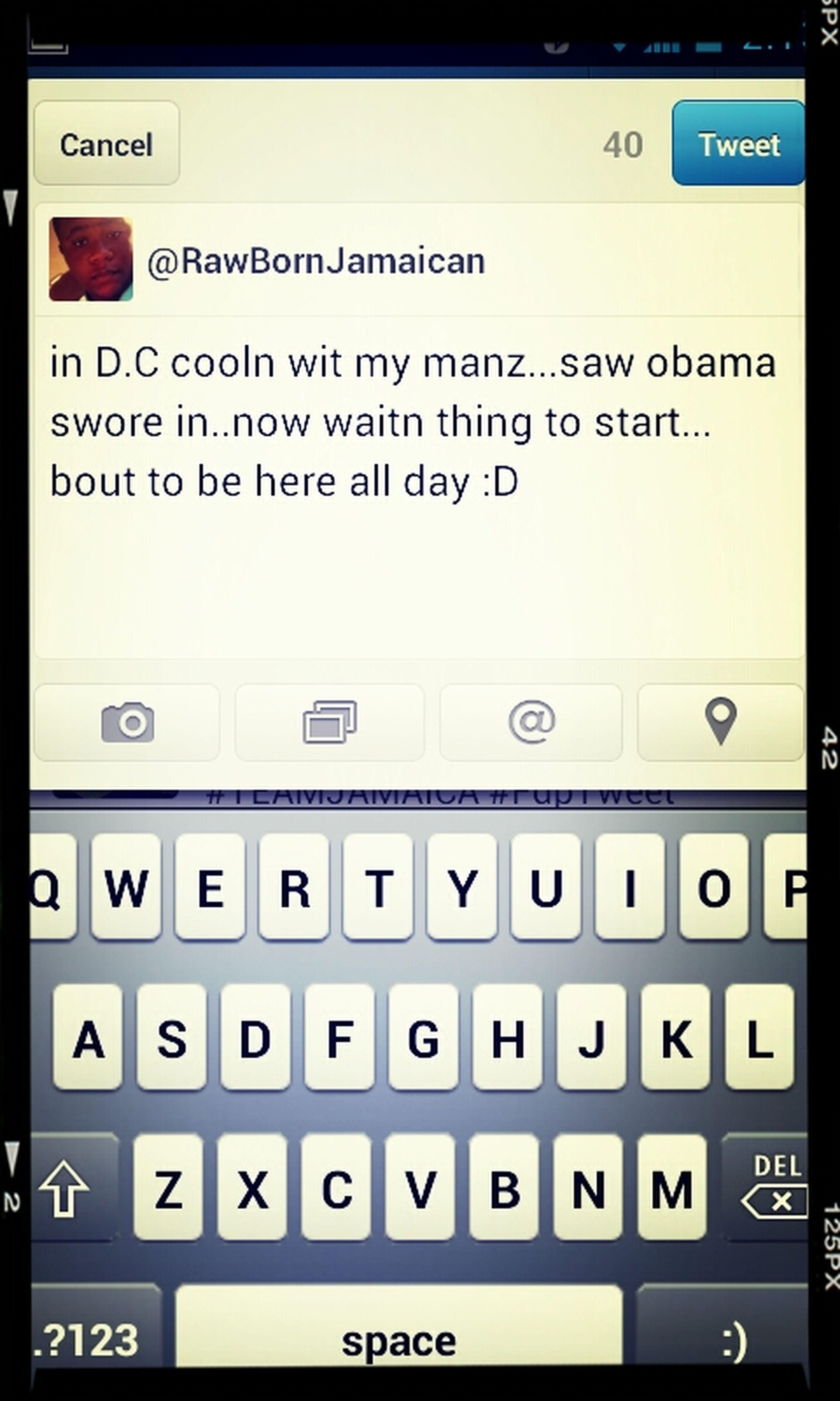 Pres.Obama Inauguration