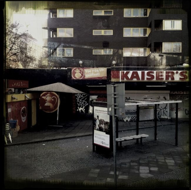 Berlin Kreuzberg Remembering Old Times
