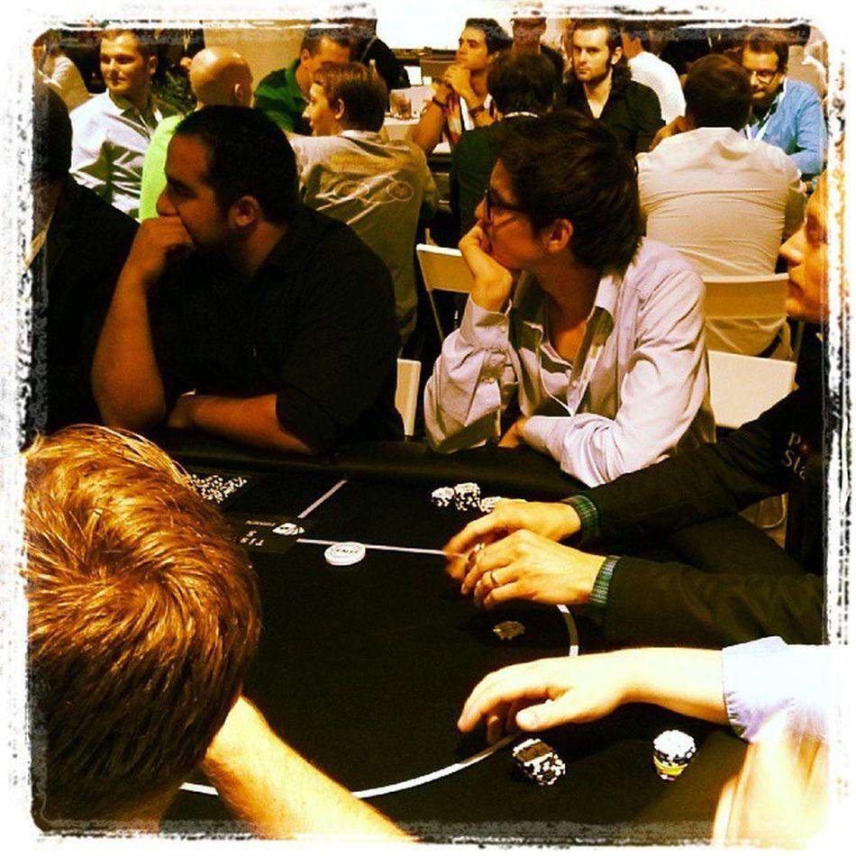 Founder poker at Pirateweek Eps13