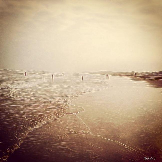 IPhoneography Minimalism Seascape TangledFX