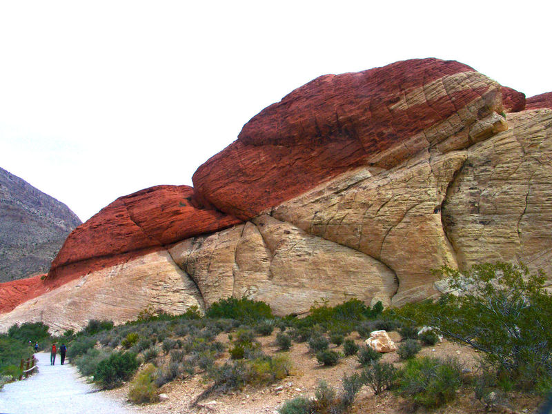 Red Rock Canyon geological formations. Arid Climate Day Eroded Geology Old Physical Geography Rock Rock - Object Rock Formation Rough Stone Textured