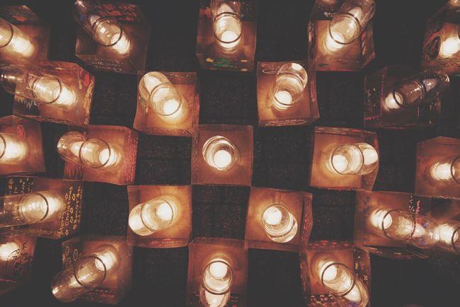 Christmas Around The World Candle Architecture Illumination Row Japan EyeEm Best Shots Warm Pattern Pieces