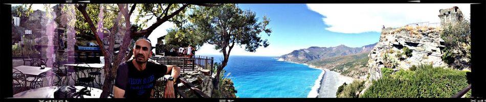 Corse Beach Sassa Portrait #paysage
