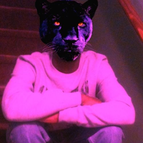 I see myself as a black panther cause I'm always chillin. Phonknigga Yungpook Respectthephonk Lovethebass