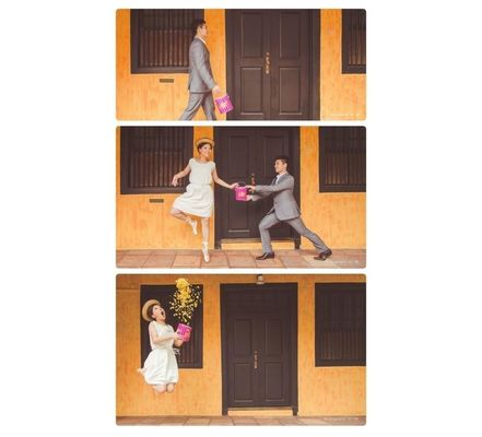 Dance With Me - prewedding by KM at Singapore by Pixbykm