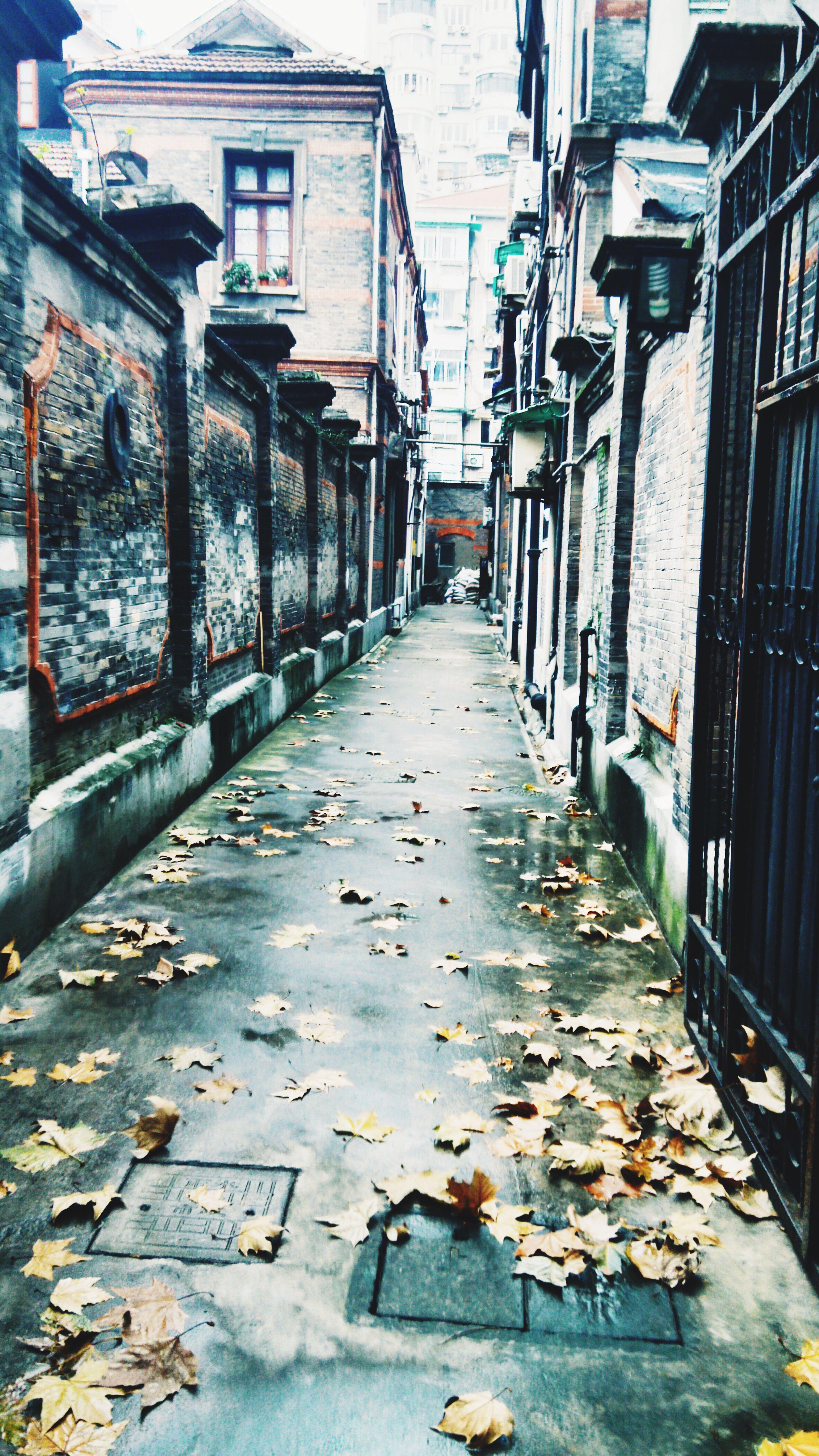 Shanghai, China Longtang