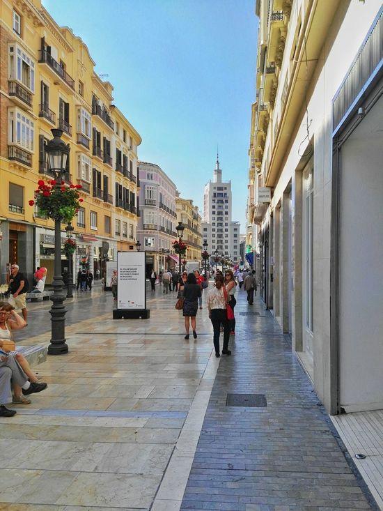 Málaga. Fresh On Eyeem  Mobilegrapher Building Malaga Huaweig8 Color Photography Andalucía Mobilephotography Malagacity Mobileart Huawei Mobilephoto Mobilegraphy España🇪🇸 Photo Of The Day Spain ✈️🇪🇸 Streetphotography