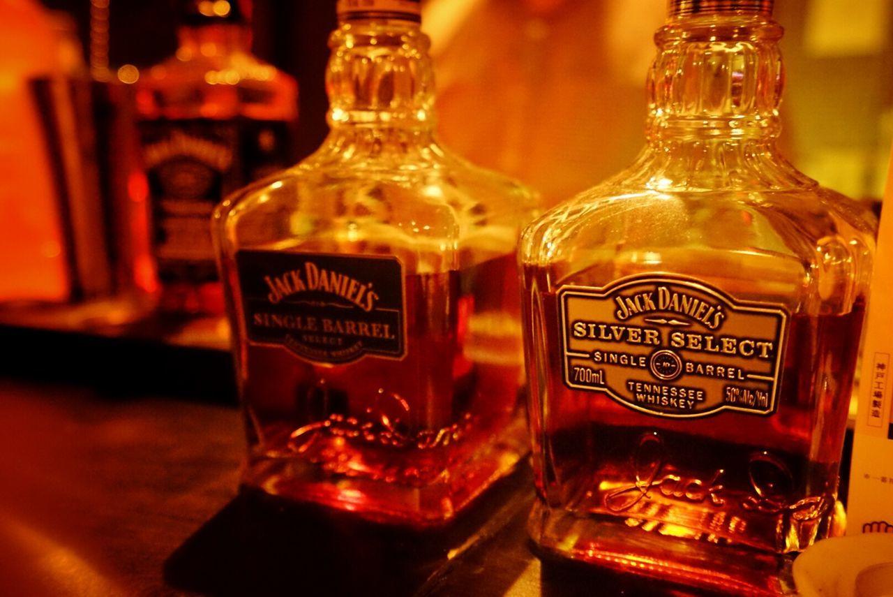 Jackdaniels Jack Daniel's Bar Sony A7 Hello World Night Photography Whisky Bar Relaxing Osaka,Japan