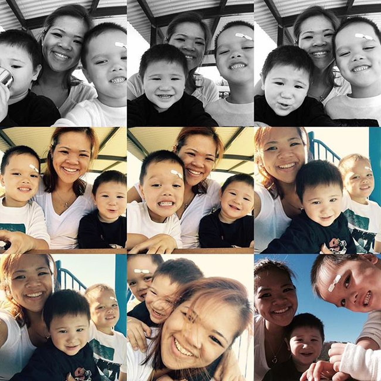 Singlemomlife UnconditionalLove Blessed  Thankyoujesus Life Motherhood Fallweather Proudmom Overcomingobstacles Overcomingchallenges Love Family Mygingerasians