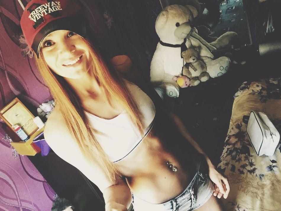 Girl Beautiful Girl Goodday Selfie Selfierussia Sportgirl Summer