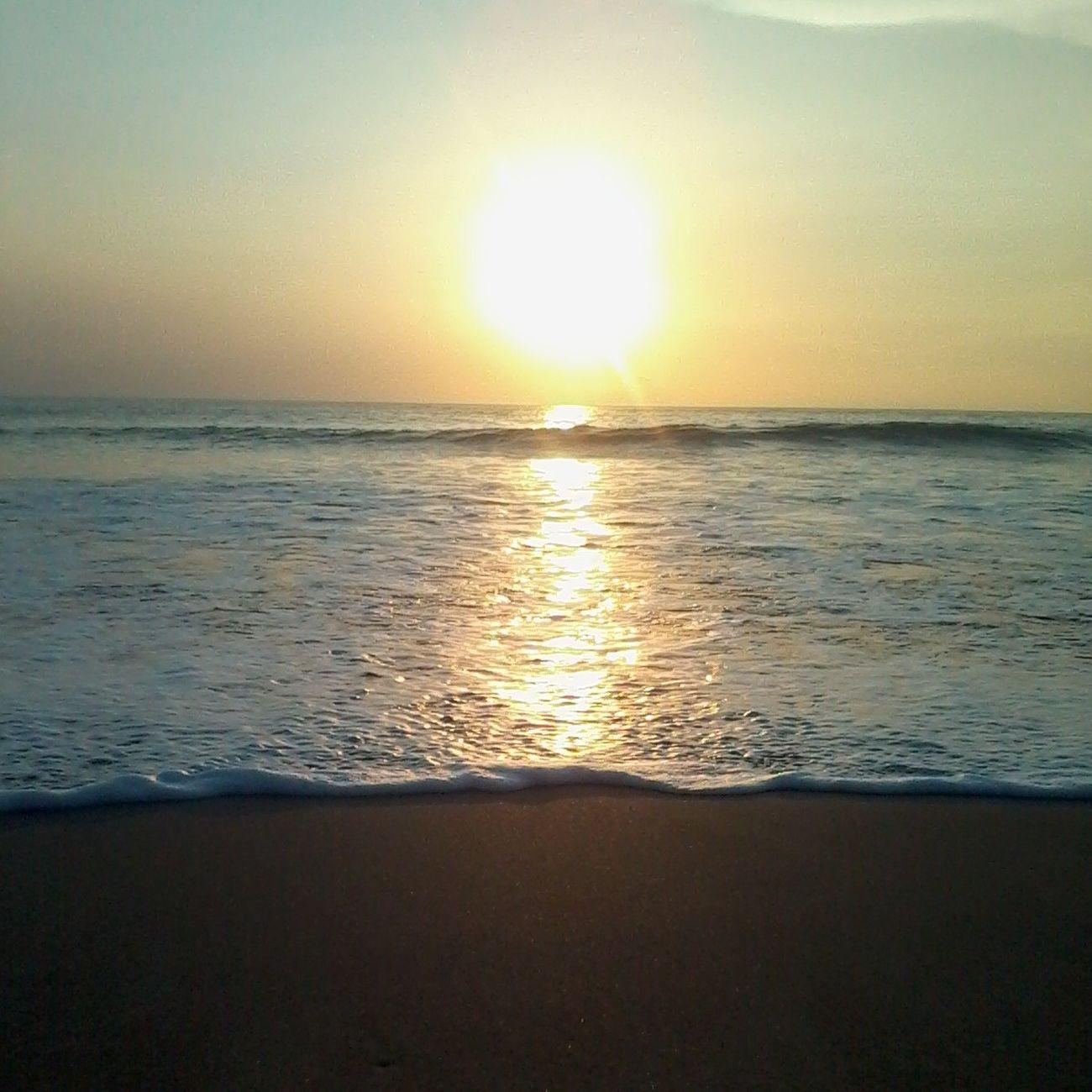 Sunset gradation Sunset Beach IndonesiaBeach Nature Indonesiaawsome Anyer
