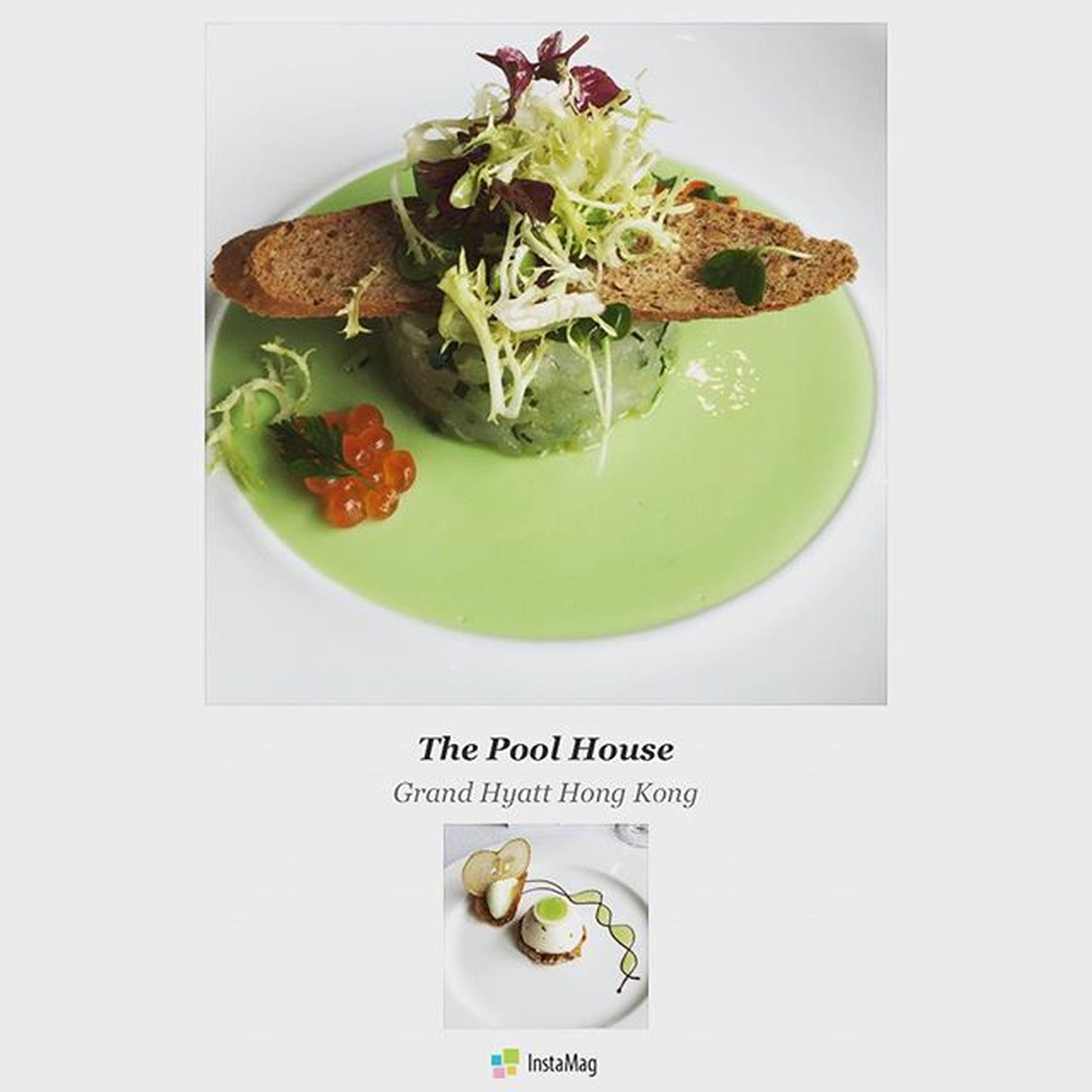 Yummy!!! Food HongKongHotel Lunch Yummy Hotel Taste Tasty Hotel Thepoolhouse Grandhyatthk @grandhyatt