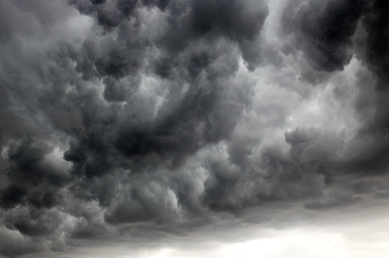 Stormy Cluods Backgrounds Beauty In Nature Cloud - Sky Cloudscape Cyclone Dramatic Sky Full Frame Idyllic Low Angle View Nature No People Outdoors Overcast Scenics Sky Sky Only Storm Storm Cloud Thunderstorm Tornado Weather