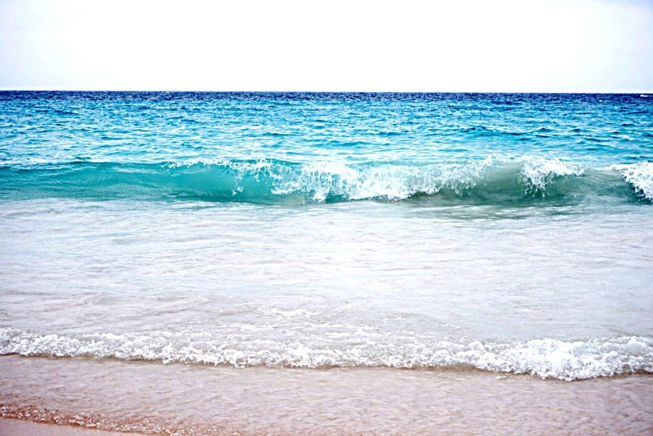 Sea Water Horizon Over Water Scenics Wave Beauty In Nature Surf Blue Tranquil Scene Beach Nature Tranquility Seascape Idyllic Clear Sky Vacations Outdoors Shore Majestic Summer