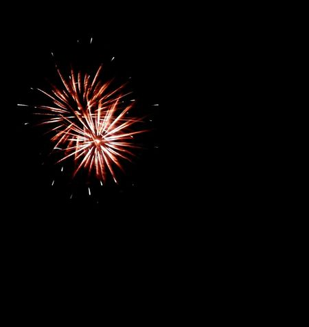 4th Of July Firework Display Firework - Man Made Object Exploding Celebration Night Event Arts Culture And Entertainment Sky No People Outdoors Beautiful Extravagant Low Angle View Moment In Time Summertime USA! IndependenceDayPhotos Independance Freedom!