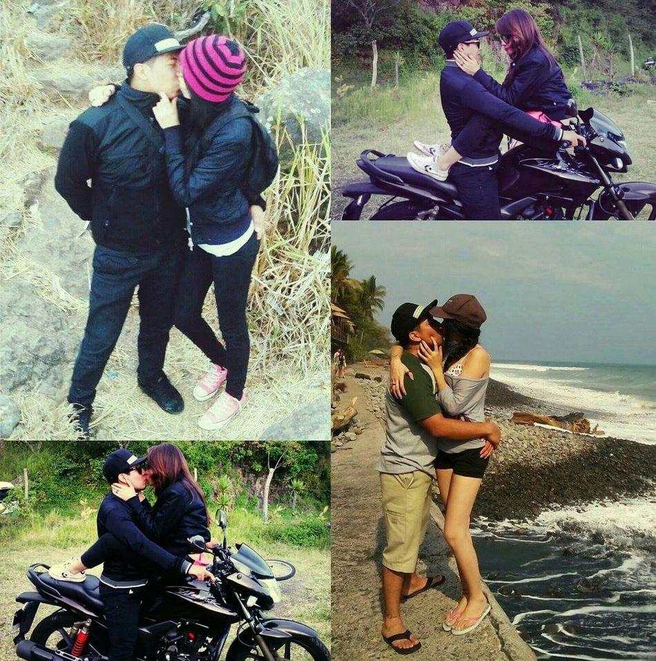 Donde Sea Y Como Sea💜 With My Love ❤ Enormemente Feli! Chris&cleli Enjoying Life El Amor De Mi Vida ❤ Te Amo Chris❤ Soy De Mi Chulo!❤ I Love My Boyfriend ♥ Juntos 💜