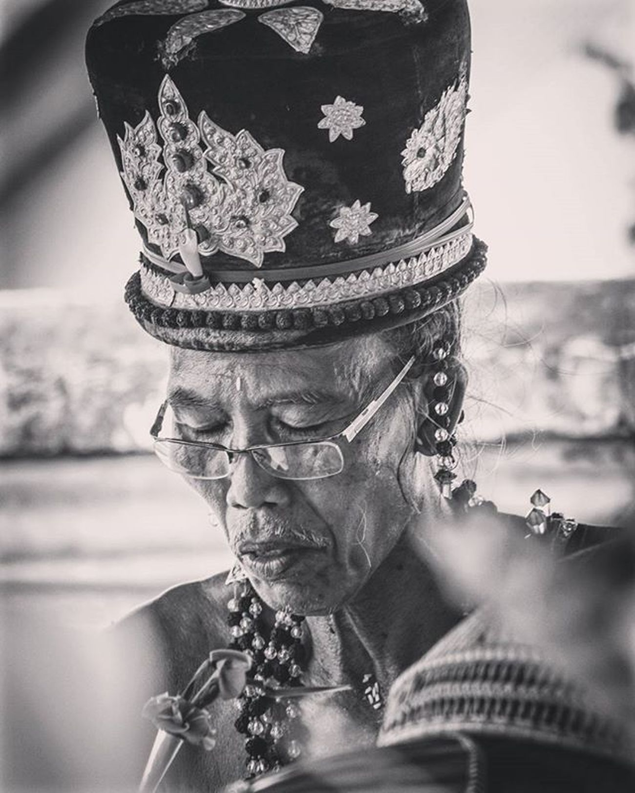 Priest .. Bali Sonyphotography Ilce5000 SonyA5000 Sony