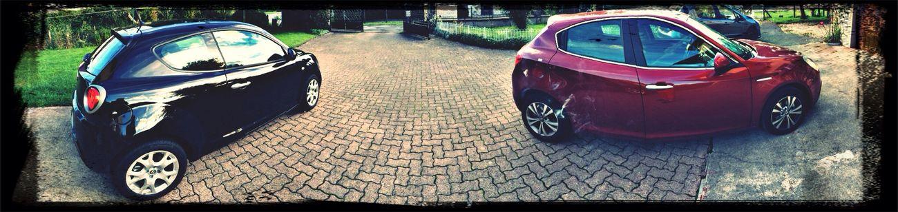 My cars...