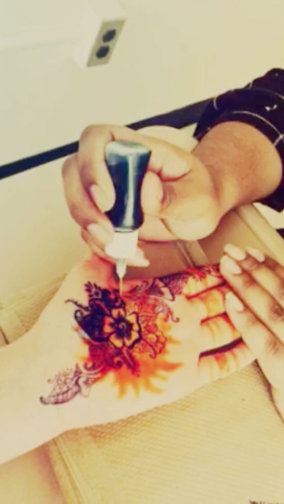 Make It Yourself Henna Henna Tatto