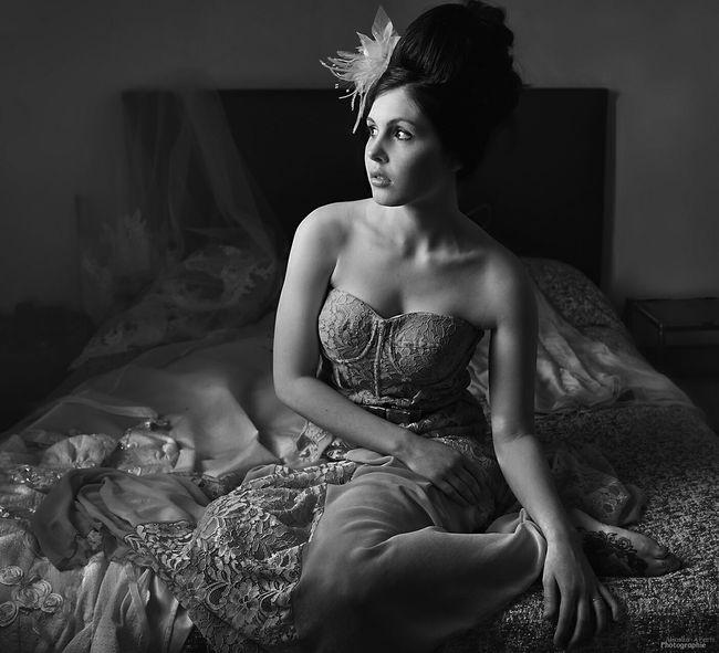 Portrait Of A Woman Princess Helloworld Sexygirl Woman Check This Out Monochrome Eye4photography  Blackandwhite Black & White
