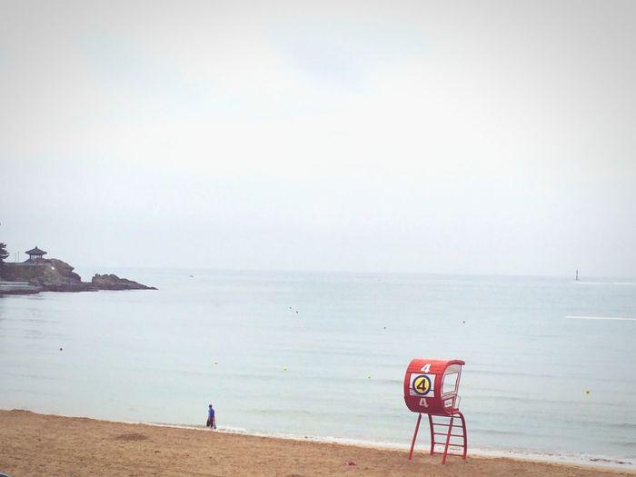 Beach Korea Busan Travel Landscape The Traveler - 2015 EyeEm Awards