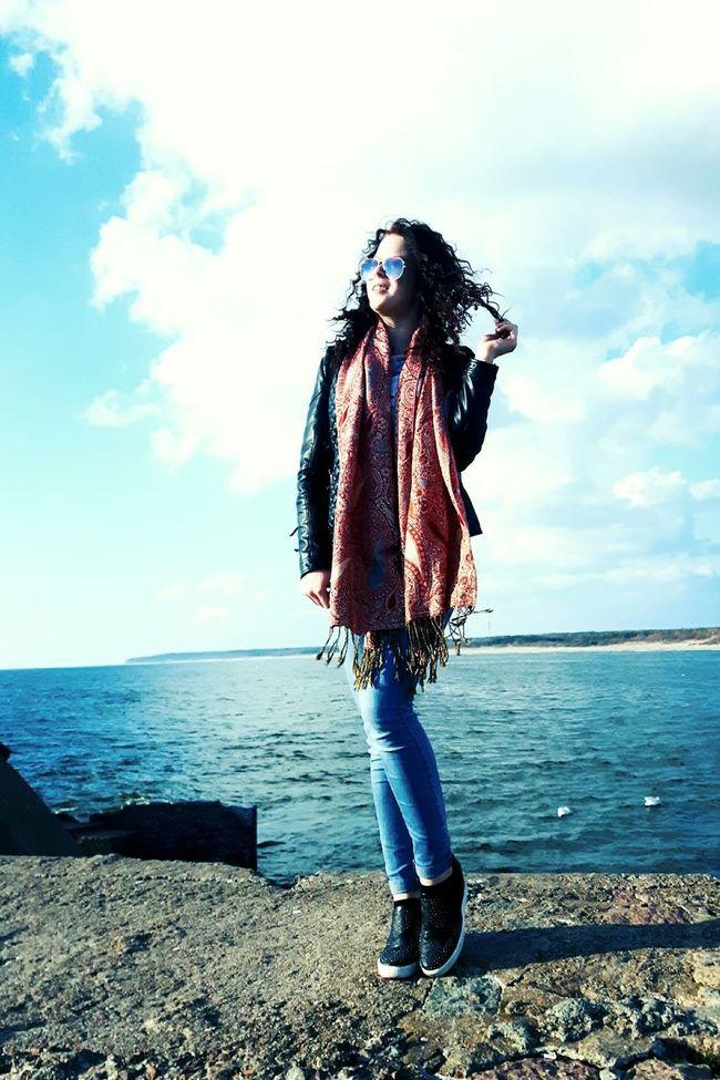 Klaipeda Love ♥ Friendly Photoshoot Girl Lithuania Trip World Lithuaniagirl Love My Self <3 Weathered Sunny☀ Photo♡ Followme Followforfollow