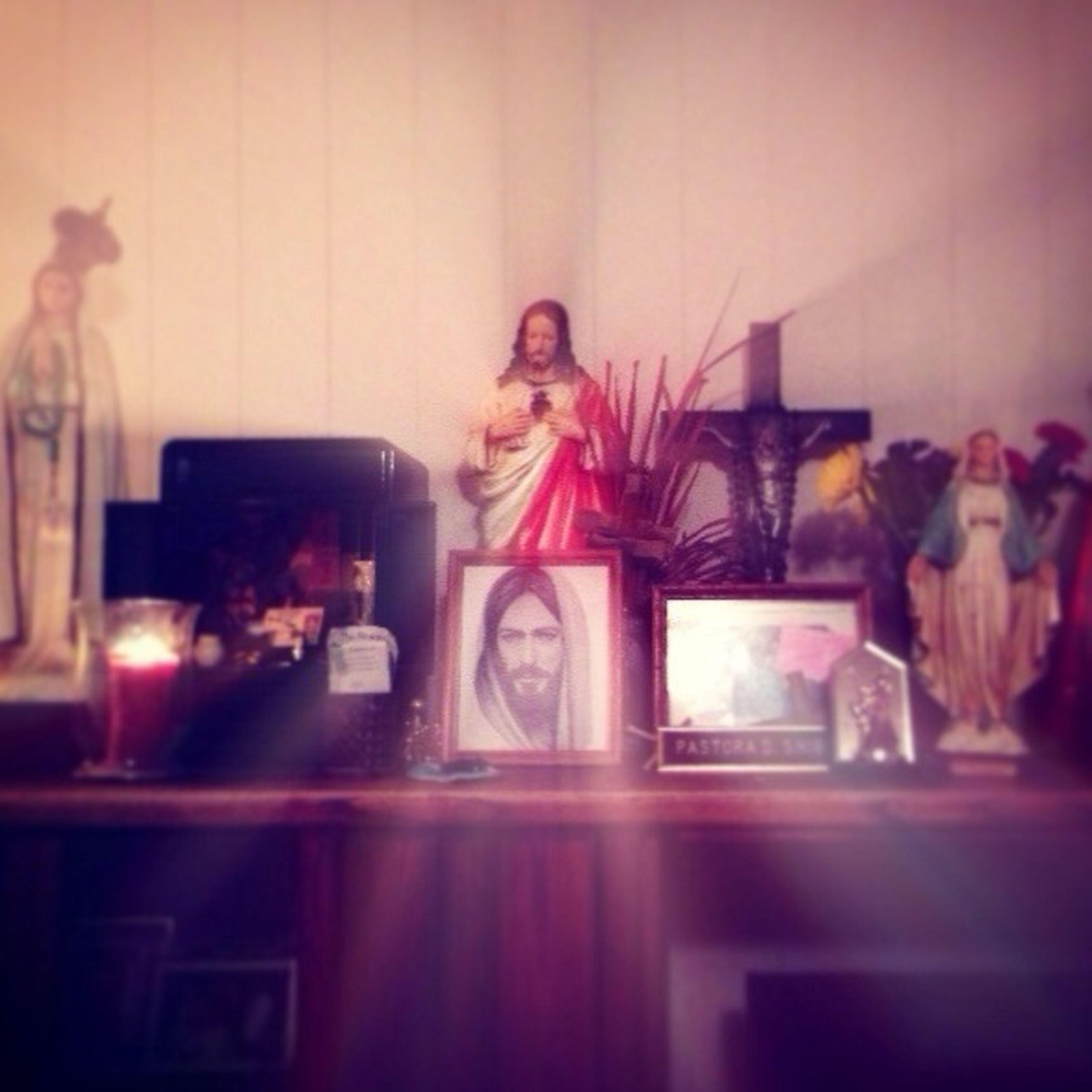 ROSARY time wit da Fam #Catholic #Tradition #MissingGrams
