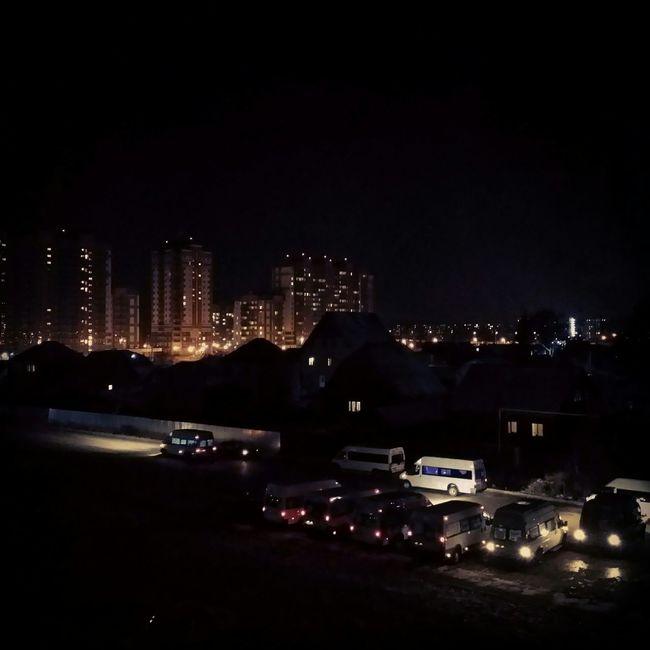 Вечер в Матрешках Вечерний Новосибирск