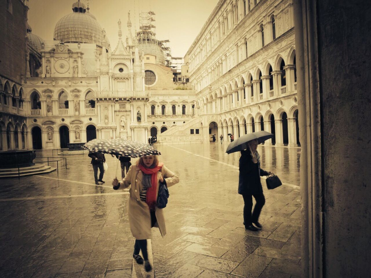 Singing In The Rain Popular Photos Venice Italy