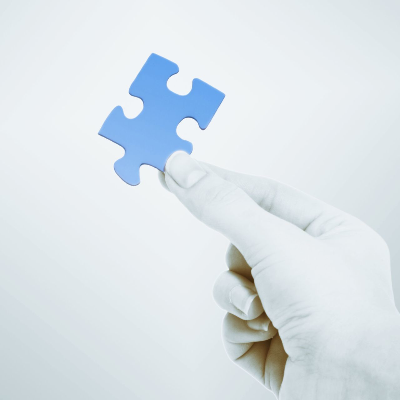 Beautiful stock photos of puzzle, Blue, Close-Up, Cropped, Holding