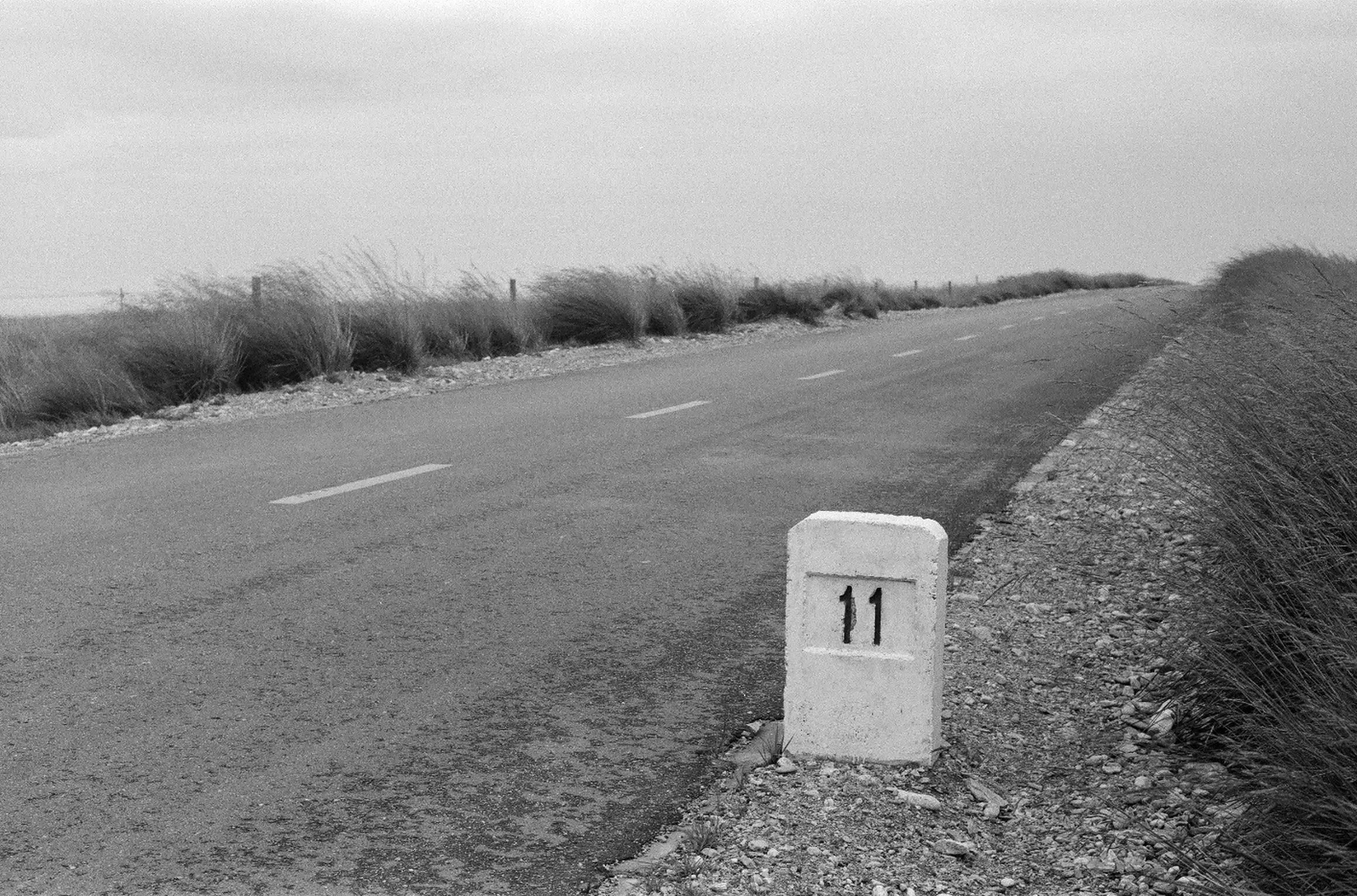 the way forward, transportation, road, diminishing perspective, vanishing point, empty road, road marking, sky, country road, landscape, asphalt, clear sky, field, street, surface level, day, copy space, empty, tranquility