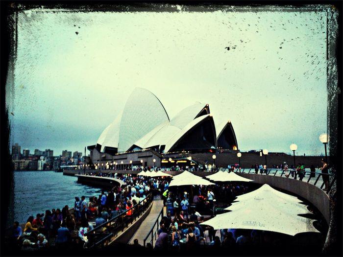 Hello Sydney! Hello World