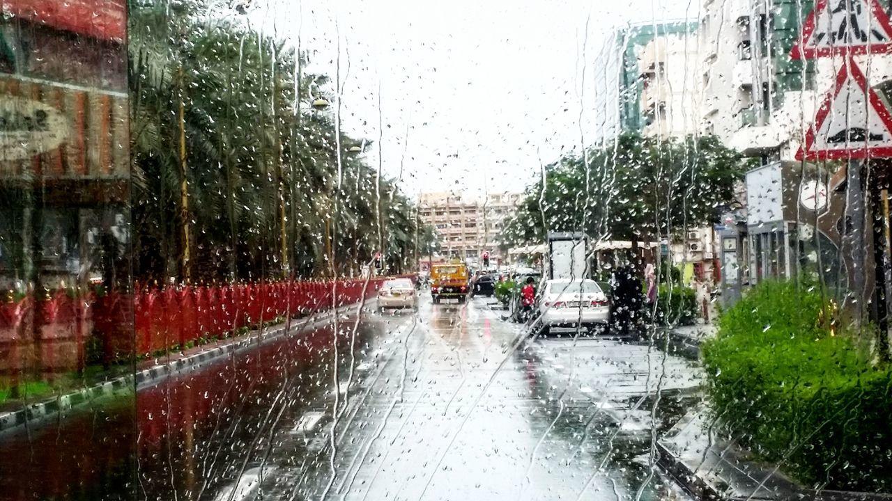 Dubai rains