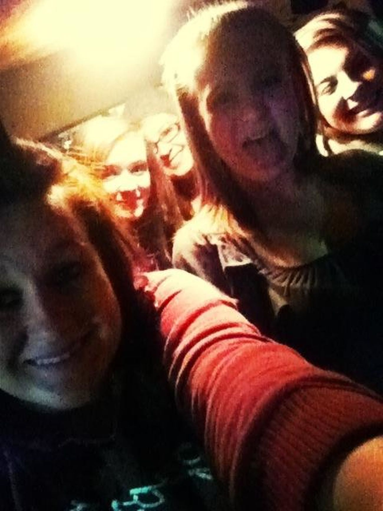 With The Girls(: