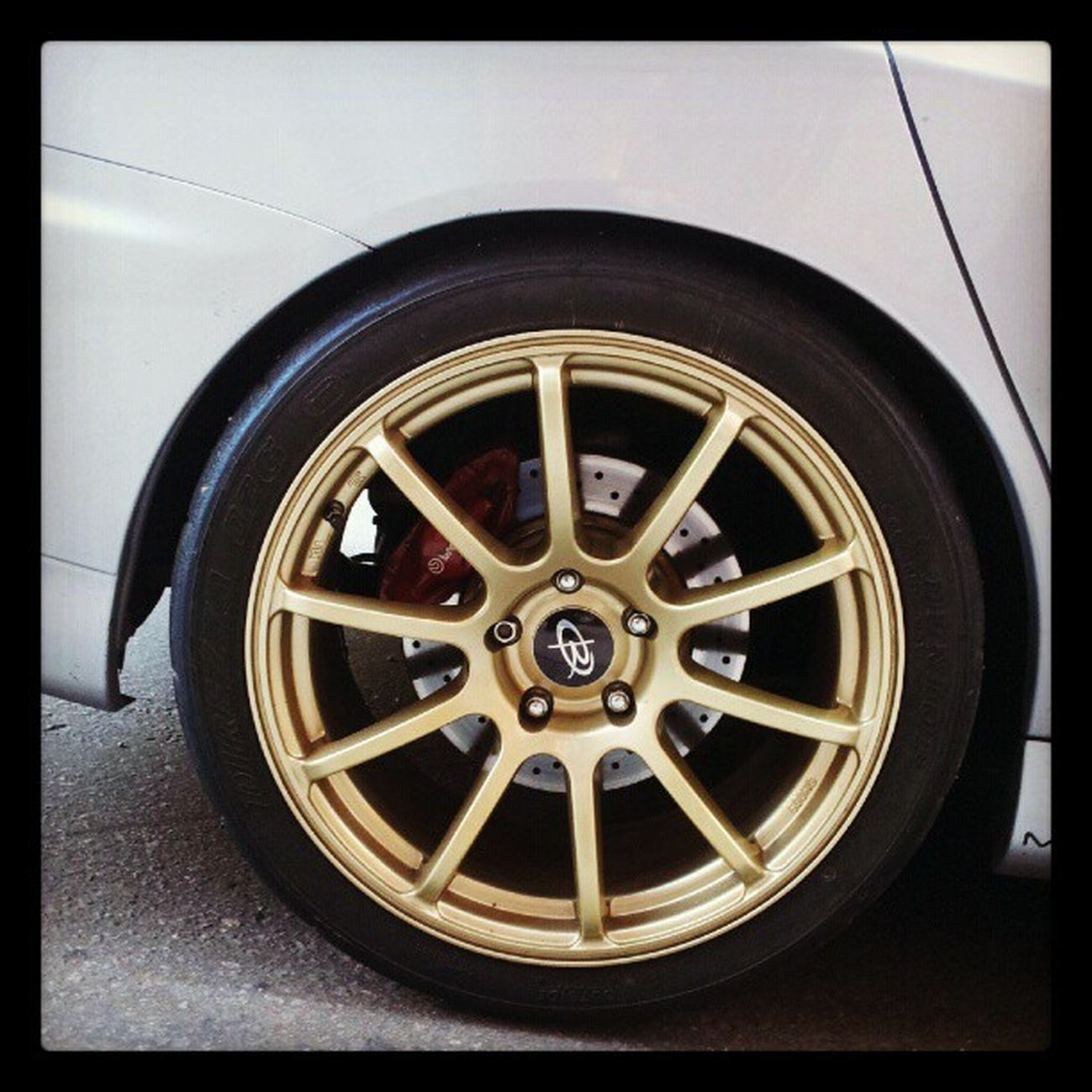 Wheel Felg Mitsubishi Lancer evo evo8 evolution