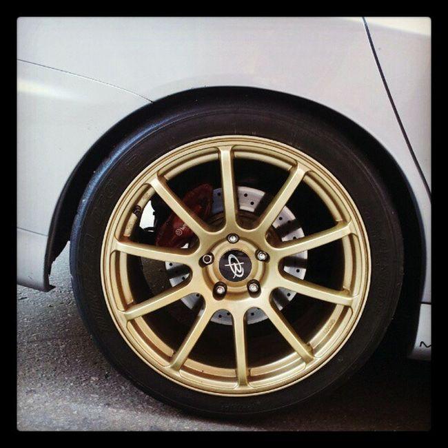 Wheel Felg Mitsubishi Lancer evo evo8 evolution