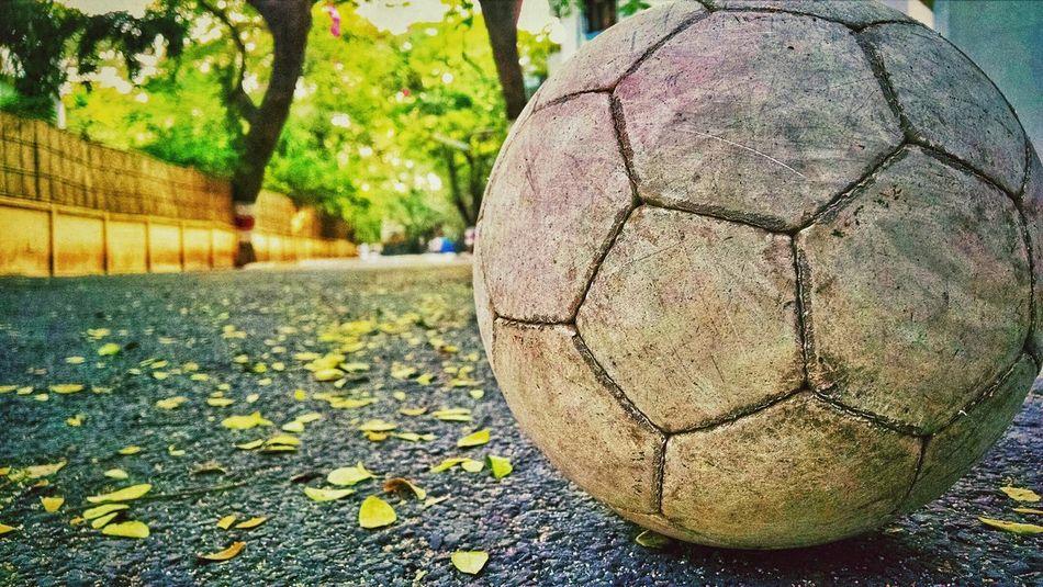 Beautiful stock photos of soccer balls, Ball, Chennai, Close-Up, Day