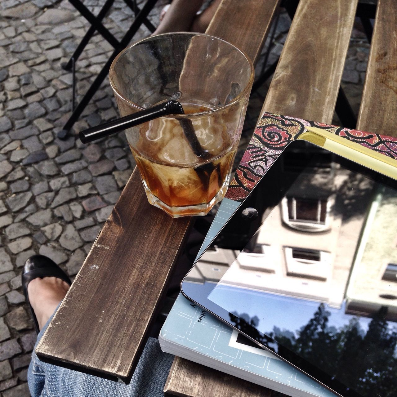 Coldbrew Coffee Freelance Lifestyle Outside Office