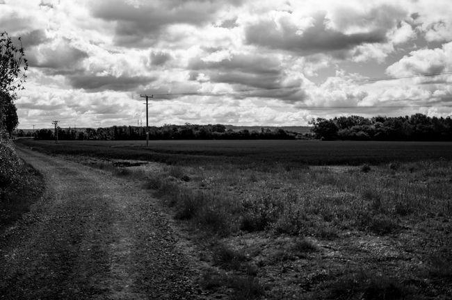 Check This Out Taking Photos Enjoying Life Clouds Sky Walking Around Blackandwhite