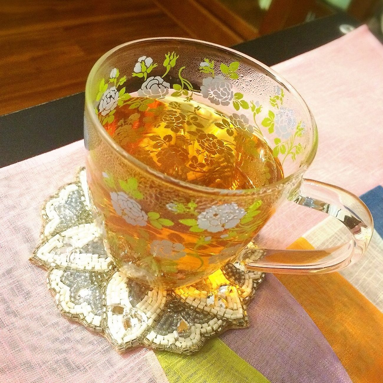 Herb Tea Tee Tee Time